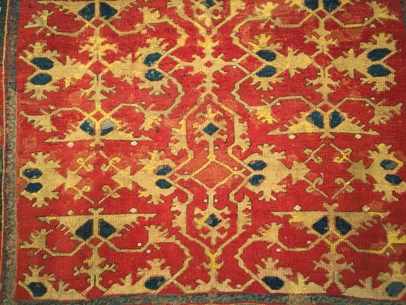 Lotto Carpet, Sotheby's London: Nov 7, 2017 Rugs and Carpets including pieces from the Christopher Alexander Collection