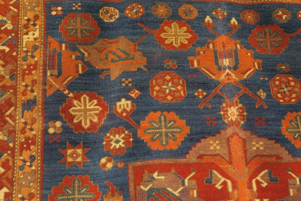 Rugs from the Christopher Alexander Collection at Sotheby's: Konya rug