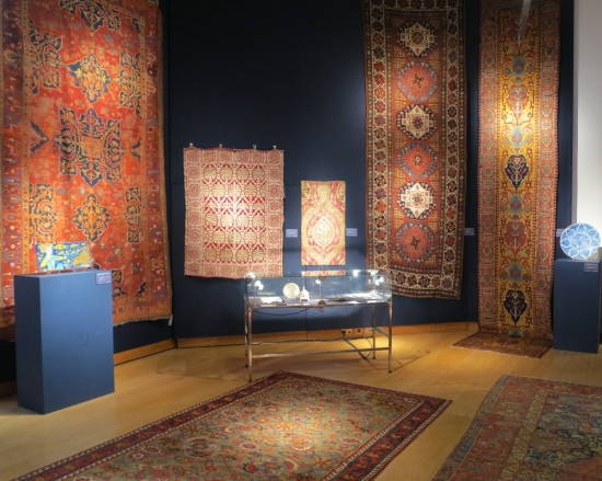 Christie's King Street Oriental Rugs and Carpets, April 19, 2016