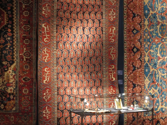 Oriental Rugs and Carpets, Christie's King Street, 19 April, 2016