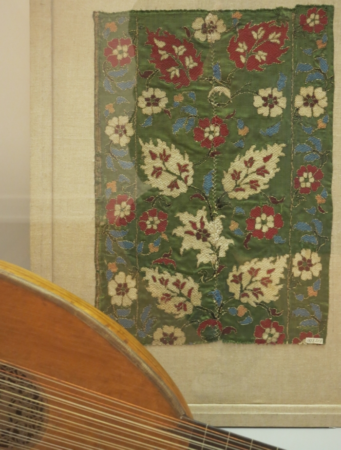 embroidery cataloged as Persian