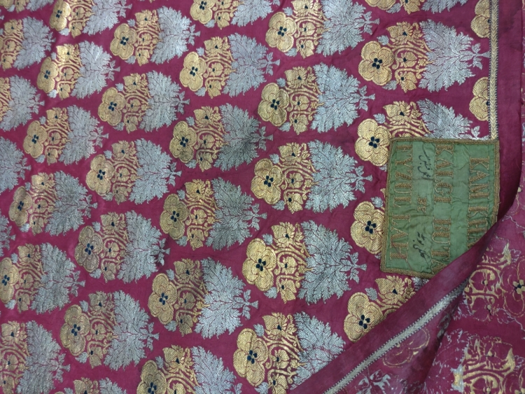 Blythe House, V&A textiles, Indian textiles