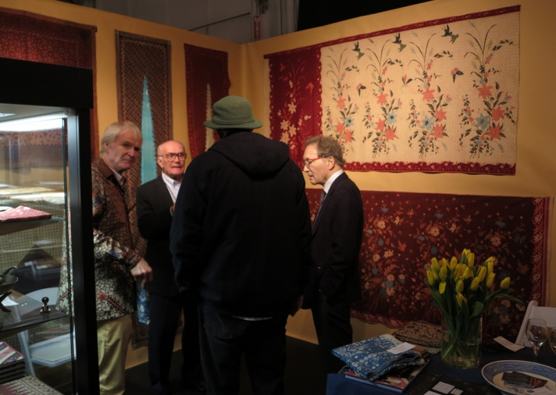 San Francisco Tribal and Textile Art Show: Krzysztof Musial