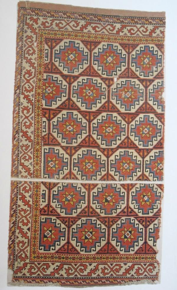 Budapest Memling rug