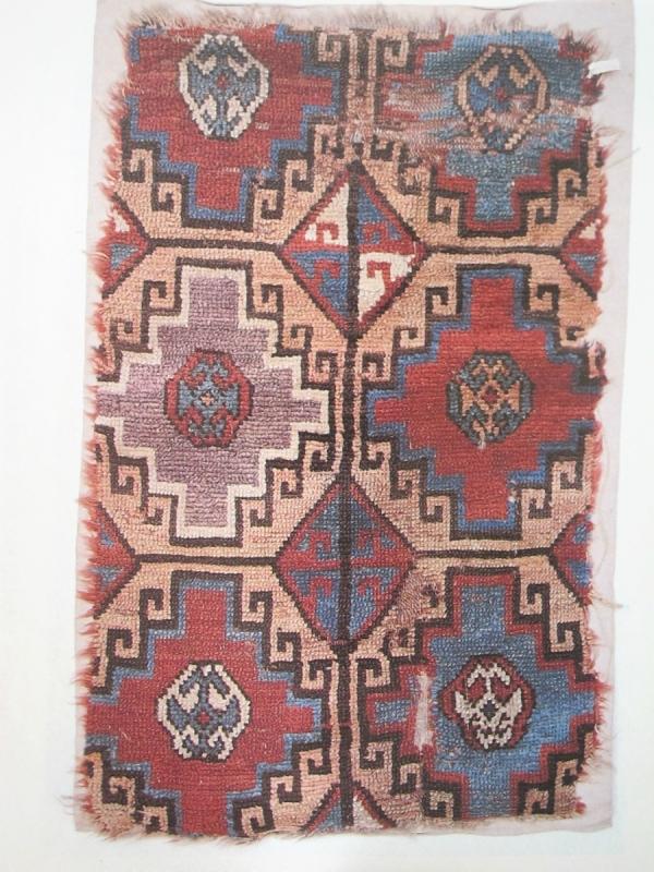 Memling rug fragment