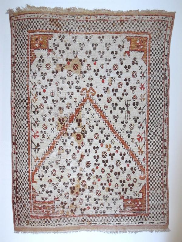 Selendi prayer rug