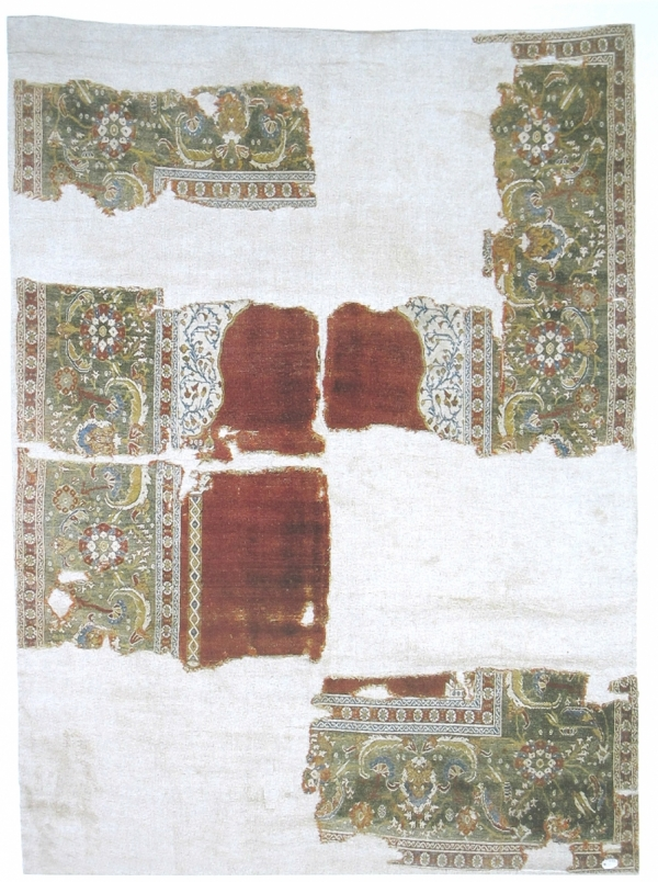 Ottoman prayer rug