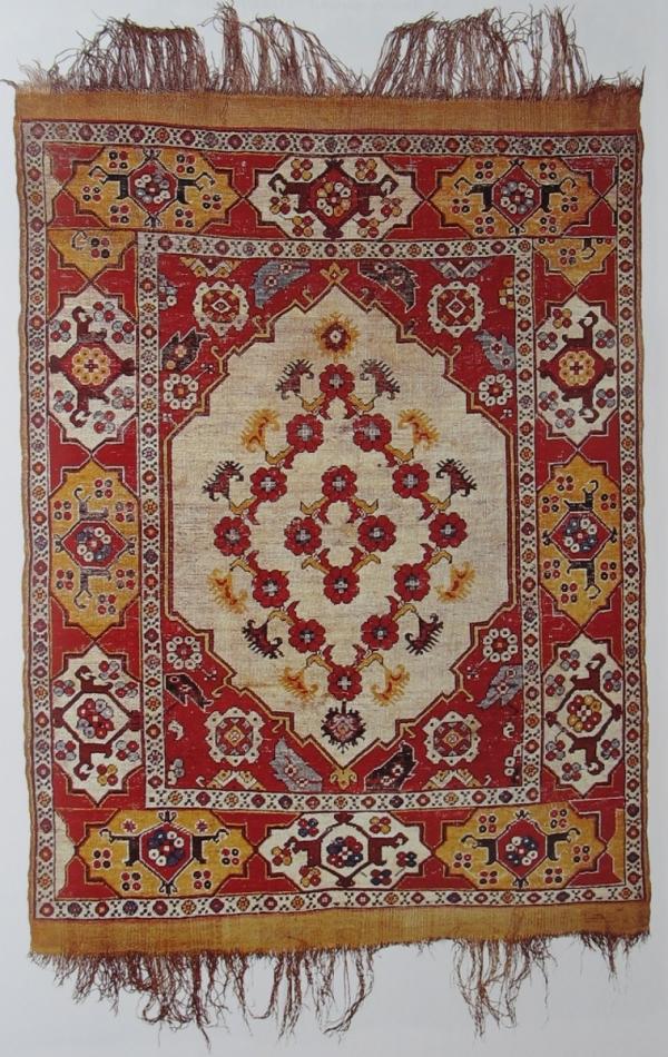Transylvanian rug