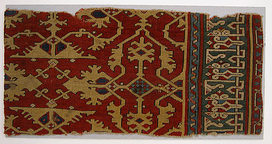 Lotto Carpet fragment