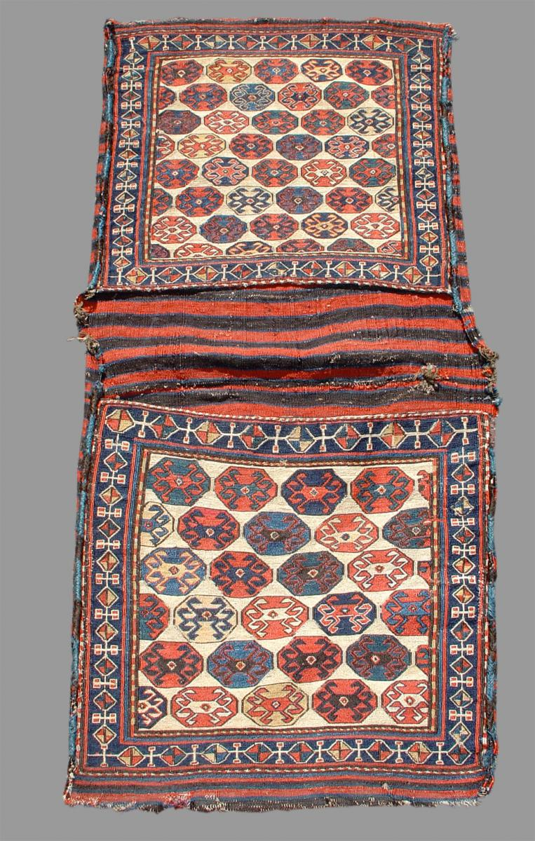 Peter Pap Bags From The Tribes And Villages Of The Near