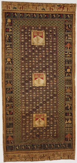 Spanish carpet