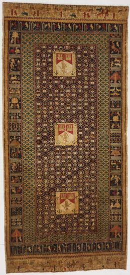 Spanish carpet