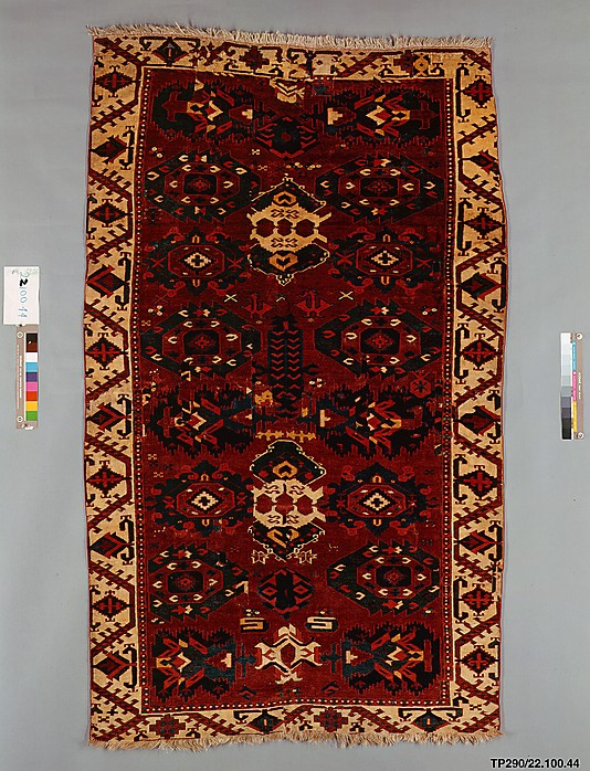 Turkmen Carpet Ballard Collection