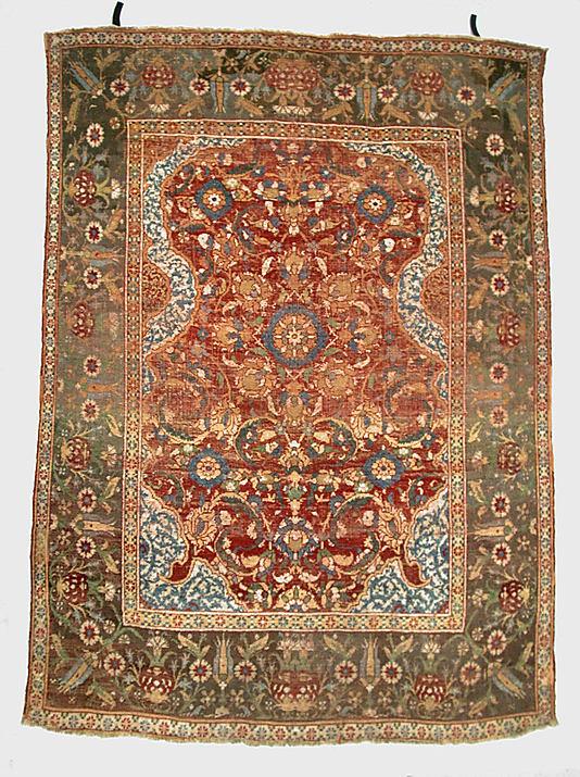 Cairene Prayer Carpet