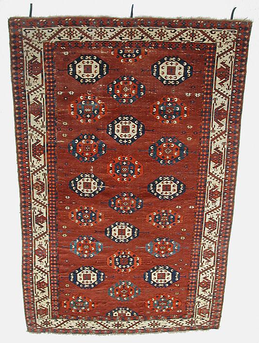Turkmen Carpet