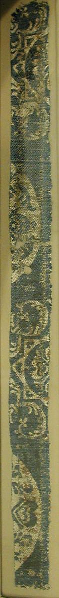 Sasanian textile