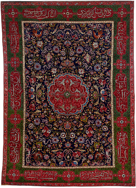 The Salting Carpet