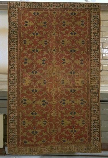 Lotto Carpet