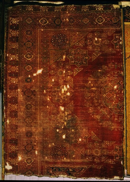 Mamluk Carpet fragment