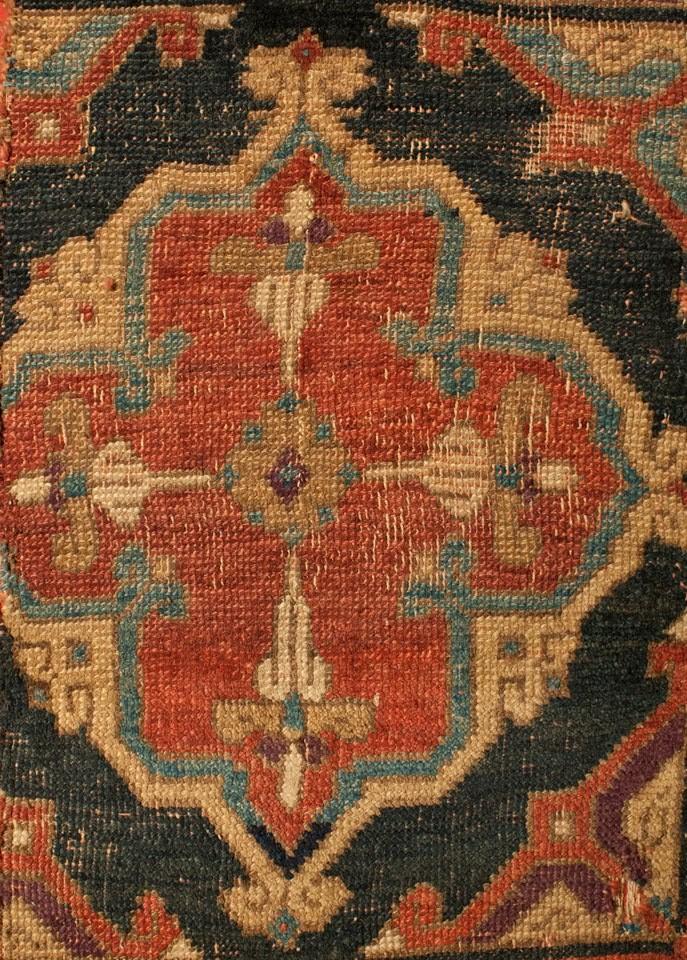 Holbein carpet Konya Museum