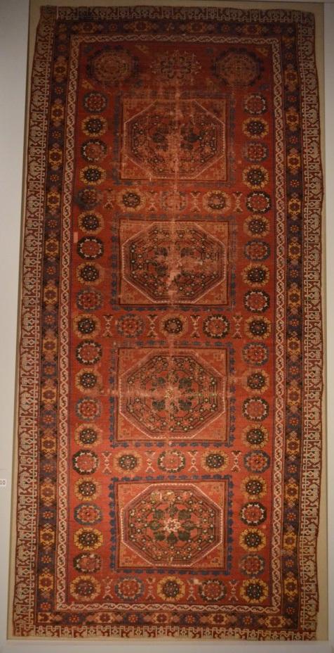 Large Pattern Holbein Carpet