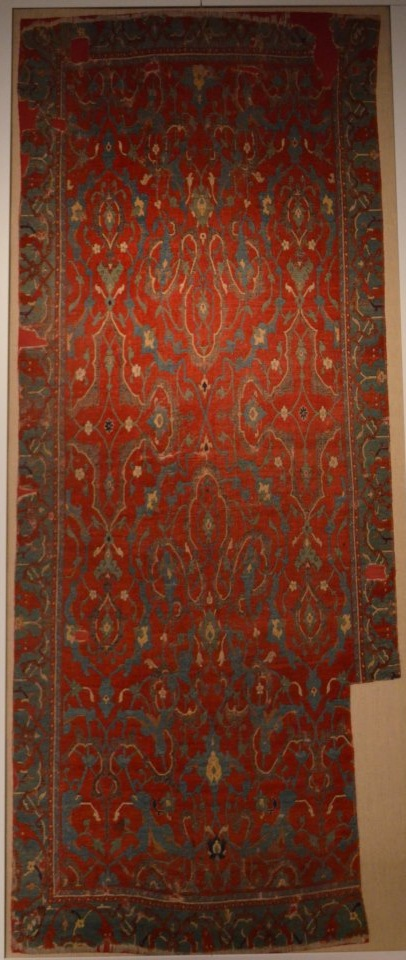 Ushak Arabesque Carpet