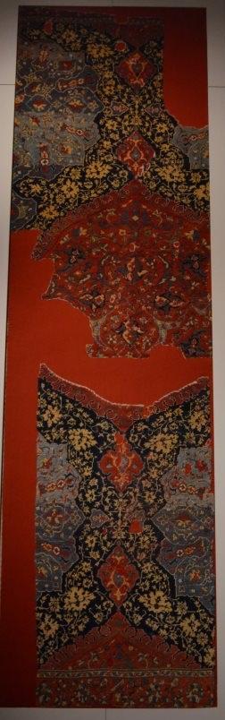 Ushak Medallion Carpet