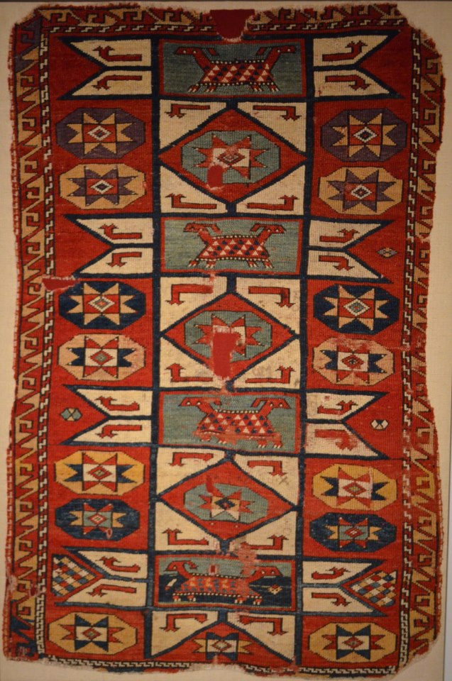 Anatolian Animal Rug Berlin