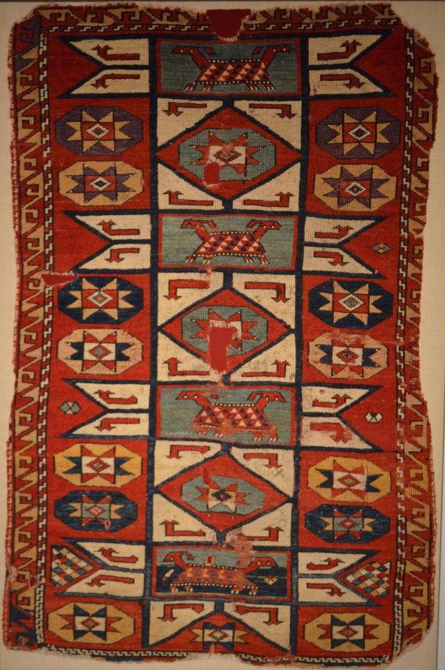Anatolian Animal Rug Berlin