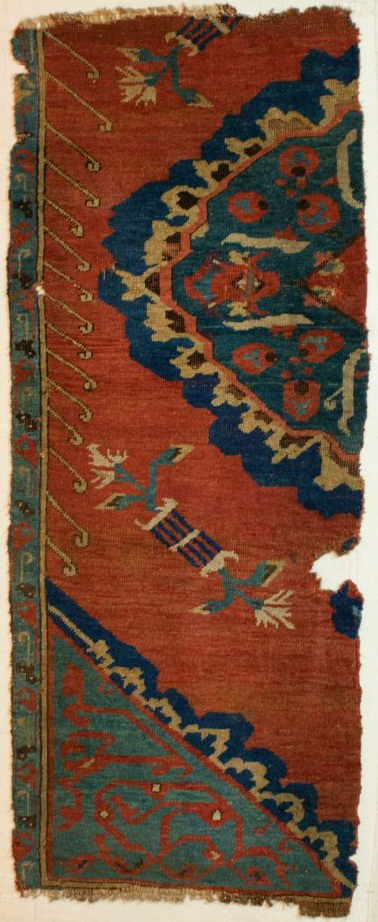 Karapinar carpet fragment