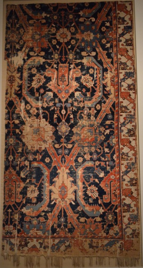 Khorosan Carpet Fragment