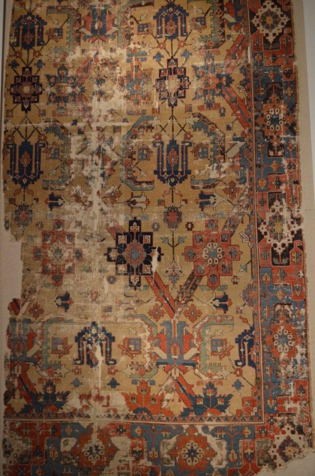 Khorosan Carpet Fragment