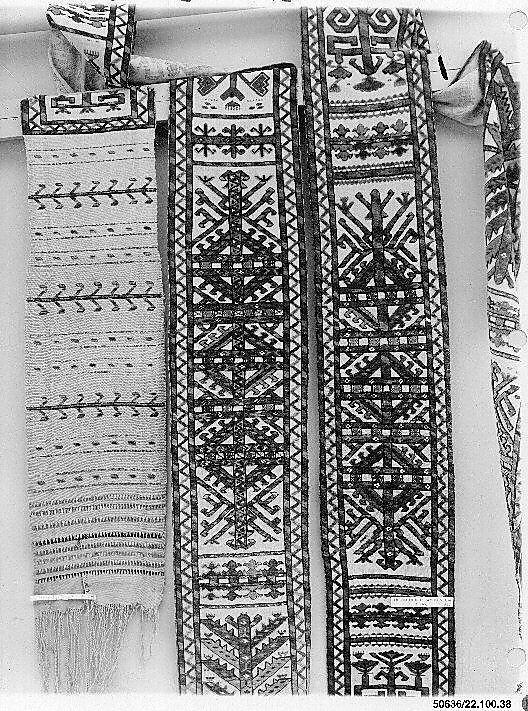 Turkmen tentband