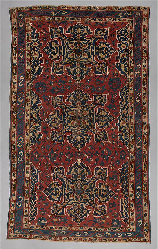 Star Ushak Carpet