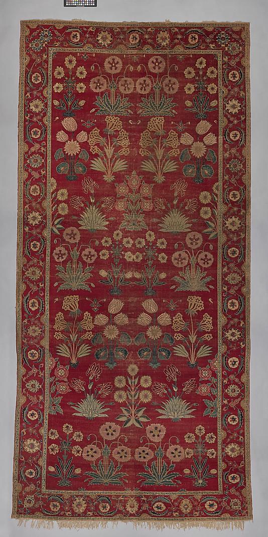 Mughal Carpet