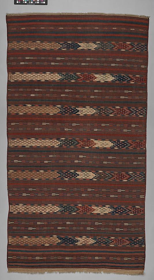 Turkmen kilim