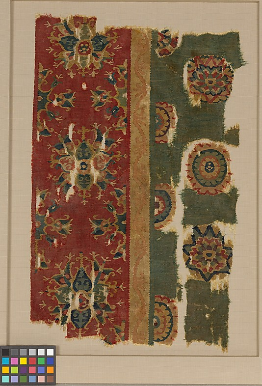 Early Islamic textile