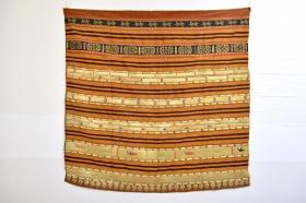 Other Antique Textiles Good Antique Tampan Ship Cloth Ceremonial Fabric Sumatra Indonesia Textile Asian