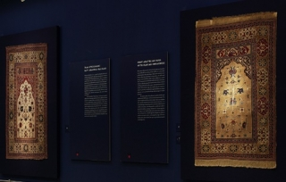 2007 Expo of Transylvanian rugs in Istanbul