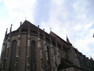 The Black Church, Brasov