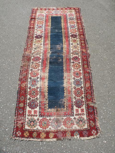 Caucasian Talish rug, 95 x 226cm