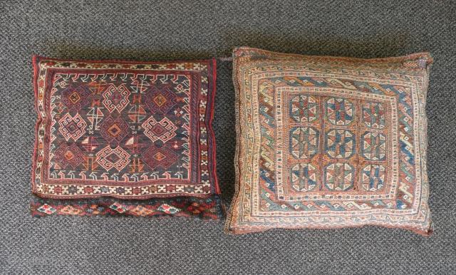 two pillows: Luri or Bakhtiyari              Kurdish