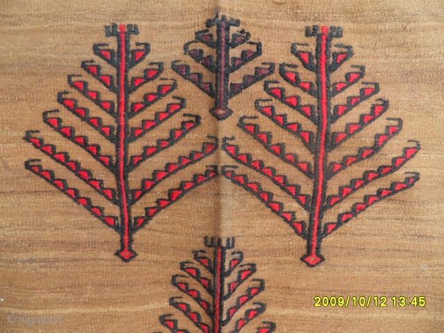 Antıque Temuri Baluch Sofra size: 135x120 cm
