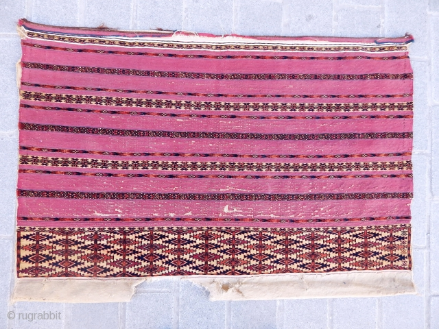 Antique Turkmen Tekke Chuval