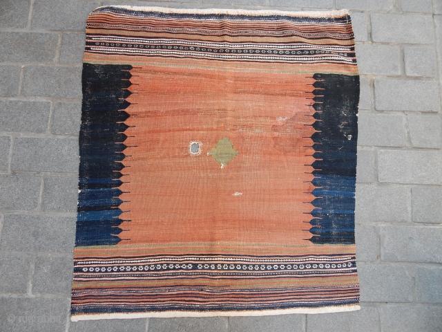 Antique Kamo Sofra Kilim