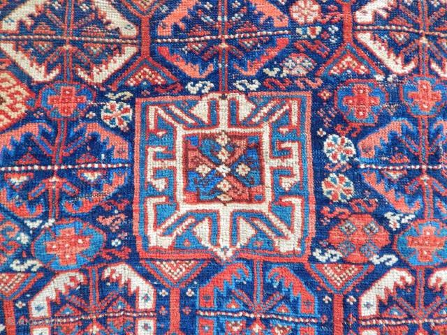Antique Qashqai Bagface
