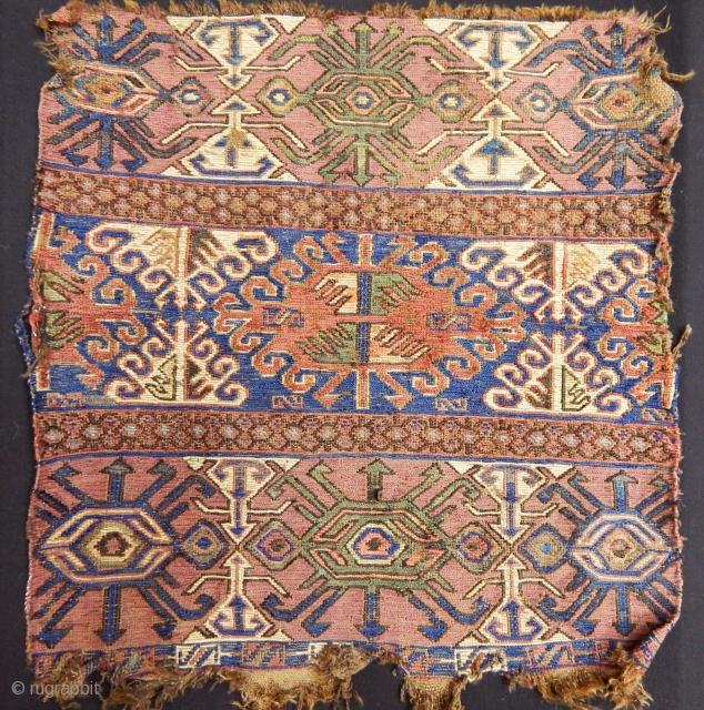 Antique Dagıstan Sumak Bagface