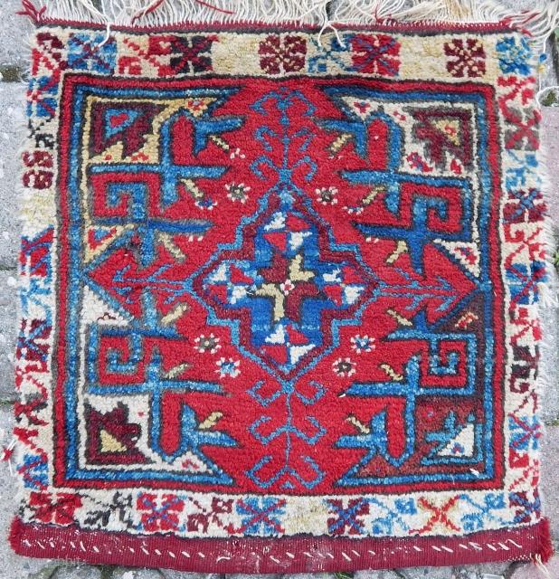 Antique West Abatolian Rug Bagface
