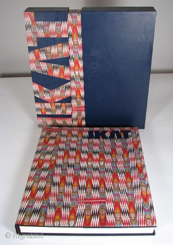 """""""Ikat, Silks of Central Asia, The Goldman Collection"""" Kate Fitz Gibbon/Andrew Hale, London, 1997"""