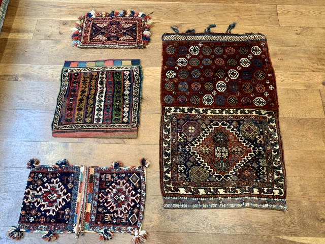 Some Persian bags I have available please as for more details
